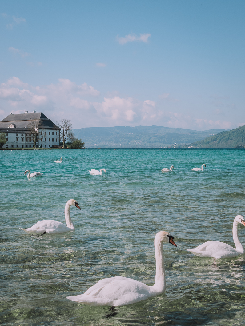 A Perfect One Day Getaway to Lake Attersee