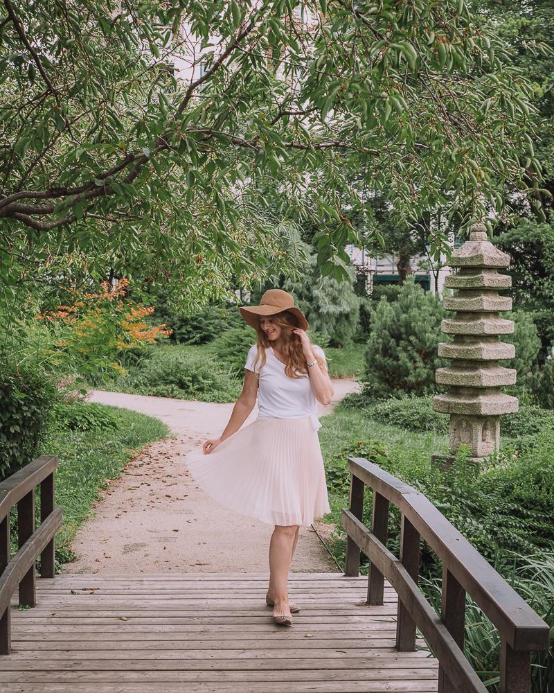Setagaya Park – Where Vienna meets Tokyo