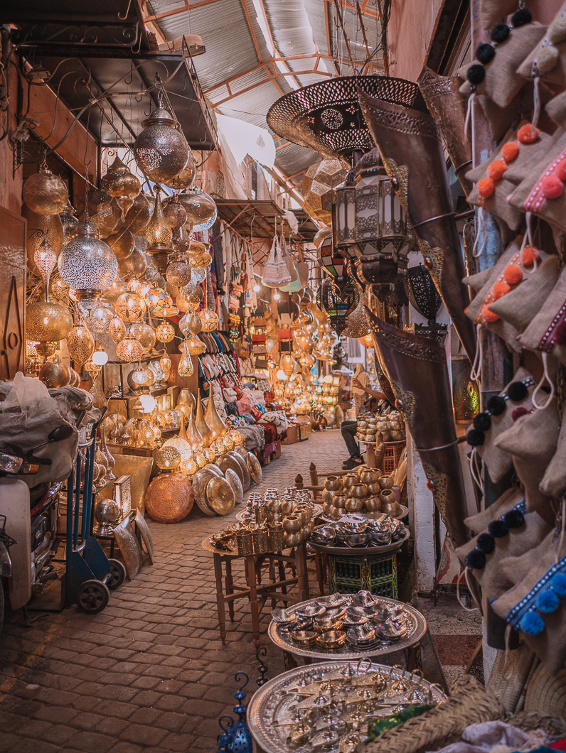 How to Haggle like a Pro in the Souks of Marrakech