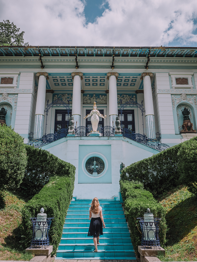 Ernst Fuchs Museum: a unique Vienna hidden gem